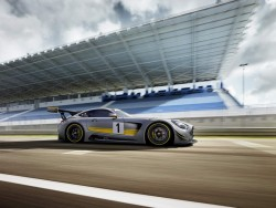 2015 Mercedes-AMG GT GT3 racer. Image by Mercedes-AMG.