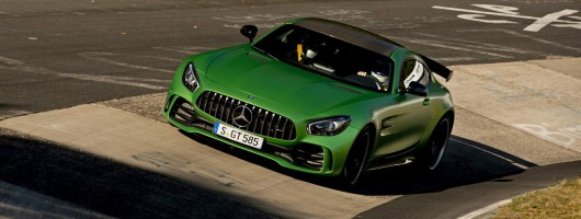 First ride: Mercedes-AMG GT R. Image by Mercedes-AMG.