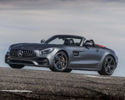 New AMG GT Roadster. Image by Mercedes-AMG.
