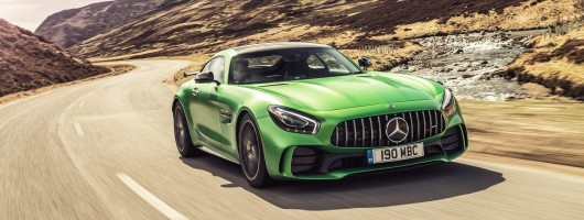 Driven: Mercedes-AMG GT R. Image by Mercedes-AMG.