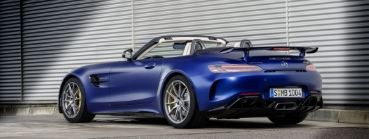 Mercedes-AMG confirms Roadster GT R. Image by Mercedes-AMG.