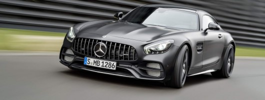 Mercedes-AMG adds GT C Coupe to revised line-up. Image by Mercedes-AMG.