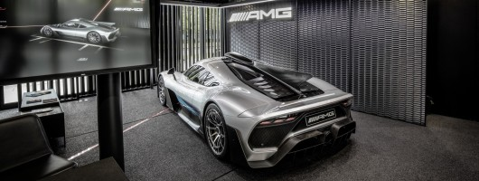 Mercedes-AMG becomes the One. Image by Mercedes-AMG.