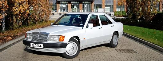 Retro drive mercedes benz 190e car reviews by car for Mercedes benz 190e 1991