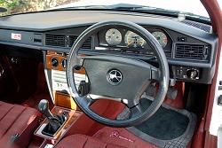 Mercedes 190e review