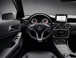 2012 Mercedes-Benz A-Class. Image by Mercedes-Benz.