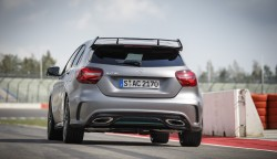 2015 Mercedes-Benz A 250 Sport. Image by Mercedes-Benz.