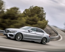 Incoming: new Mercedes-Benz C-Class. Image by Mercedes-Benz.