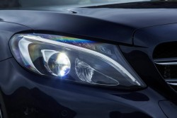 2014 Mercedes-Benz C-Class. Image by Mercedes-Benz.