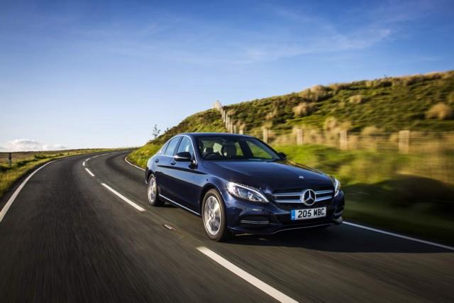 Driven: Mercedes-Benz C 250 BlueTec AMG Line. Image by Mercedes-Benz.