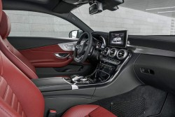 2015 Mercedes-Benz C-Class Coupe. Image by Mercedes-Benz.