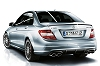 2010 Mercedes-Benz C 63 AMG Performance Pack Plus. Image by Mercedes-Benz.