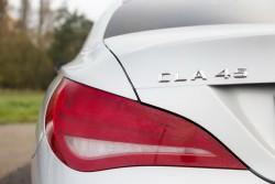 2014 Mercedes-Benz CLA 45 AMG. Image by Mercedes-Benz.