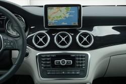 2013 Mercedes-Benz CLA 200. Image by Mercedes-Benz.