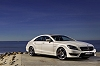 2011 Mercedes-Benz CLS 63 AMG. Image by Mercedes-Benz.