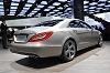 2011 Mercedes-Benz CLS.