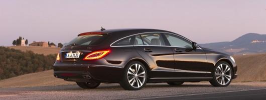 First Drive Mercedes Benz Cls Shooting Brake Car