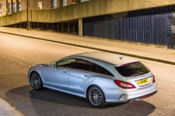 2015 Mercedes-Benz CLS Shooting Brake. Image by Mercedes-Benz.