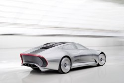 2015 Mercedes-Benz Concept IAA. Image by Mercedes-Benz.