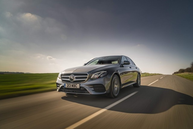 Driven: Mercedes-Benz E 220 d. Image by Mercedes-Benz.