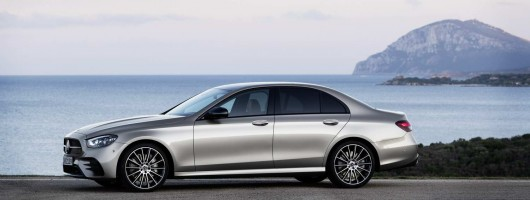 Mercedes freshens up E-Class. Image by Mercedes AG.