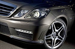 2009 Mercedes-Benz E 63 AMG. Image by Charlie Magee.