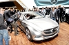 2010 Mercedes-Benz F 800 Style concept.