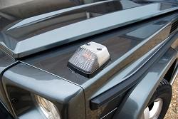 2011 Mercedes-Benz G-Wagen. Image by Kyle Fortune.