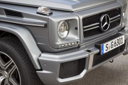 2012 Mercedes-Benz G 63 AMG. Image by Mercedes-Benz.