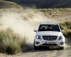 Gallery: Facelift for Mercedes-Benz GLK. Image by Mercedes-Benz.