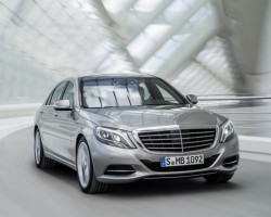 Gallery: Mercedes-Benz S-Class. Image by Mercedes-Benz.