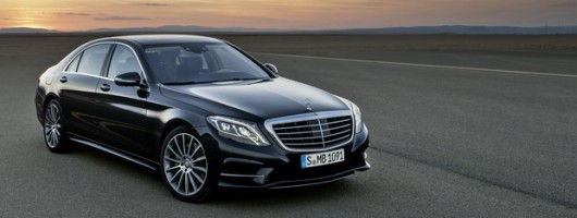 New Mercedes-Benz S-Class. Image by Mercedes-Benz.