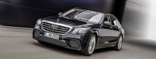 Mercedes overhauls S-Class for Shanghai. Image by Mercedes-AMG.