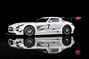 2010 Mercedes-Benz SLS AMG GT3. Image by Mercedes-Benz.