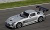 2010 Mercedes-Benz SLS AMG GT3. Image by Mercedes-Benz.