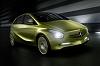 2009 Mercedes-Benz BlueZero concept.