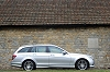 2009 Mercedes-Benz C-Class Estate. Image by Dave Jenkins.