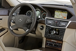 2009 Mercedes-Benz E-Class. Image by Mercedes-Benz.