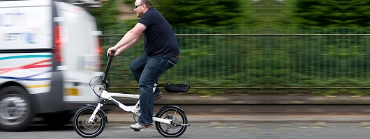 Lightest most economical merc ever news by car enthusiast for Mercedes benz folding bike