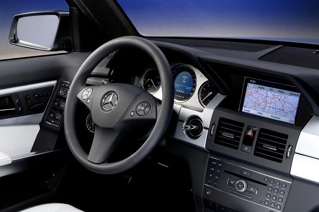 2008 Mercedes Benz Glk Bluetec Hybrid Image By