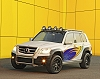Mercedes-Benz GLK Rock Crawler.