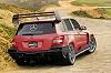 Mercedes-Benz GLK RENNTech Rally Racer.