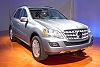 2009 Mercedes-Benz ML 450 Hybrid.