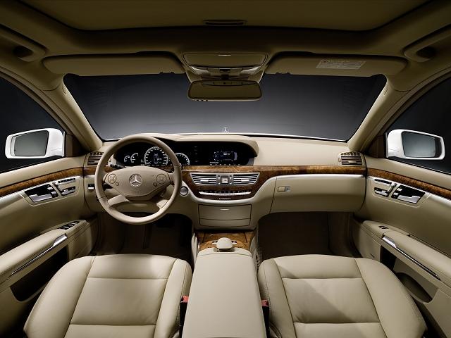 mercedes s class. 2009 Mercedes-Benz S-Class.