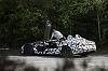 2009 Mercedes-Benz SLR McLaren Speedster spy shot. Image by Stuttgartcarspy.
