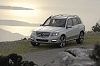 Mercedes reveals new GLK SUV. Image by Mercedes-Benz.