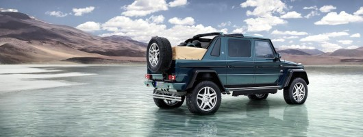 WTF?! Mercedes-Maybach G 650 Landaulet. Image by mercedes-maybach g 650 landaulet.