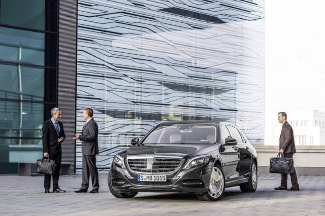 Mercedes-Maybach forms new sub-brand. Image by Mercedes-Maybach.