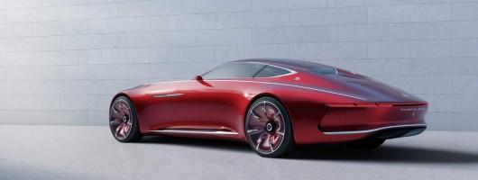 Mercedes-Maybach 6 makes big impact. Image by Mercedes-Maybach.