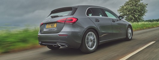 Driven: Mercedes-Benz A 200. Image by Mercedes-Benz.